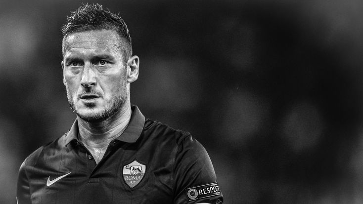 Francesco Totti was 12 when he joined Roma. 27 years later, he's still captain of the club he idolised as a boy and still in love with the…