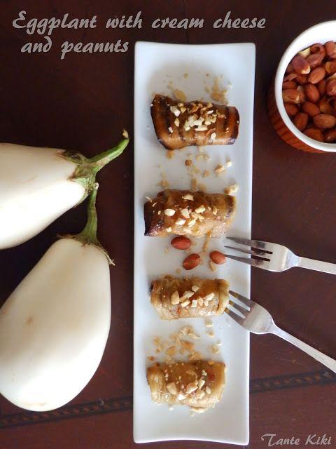 Γεμιστά ρολά μελιτζάνας με 4 υλικά