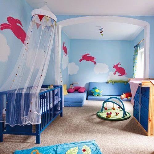 M s de 25 ideas incre bles sobre cuartos decorados en for Cuartos para ninas decorados