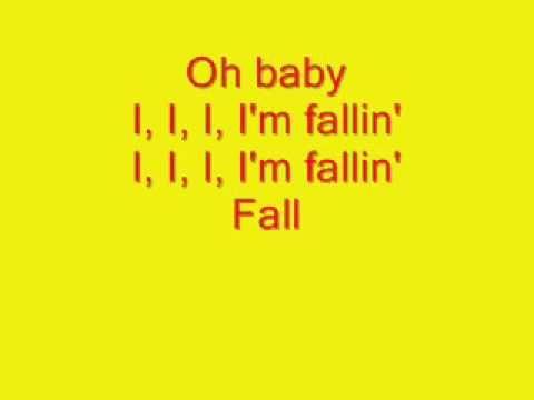 alicia keys fallin' lyrics