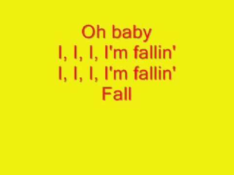 alicia keys fallin' lyrics