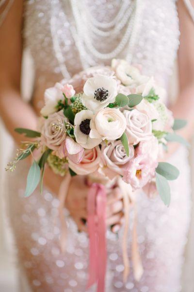 De 55 mooiste bruidsboeketten: onderscheidend en elegantie voor op uw bruiloft! Image: 2