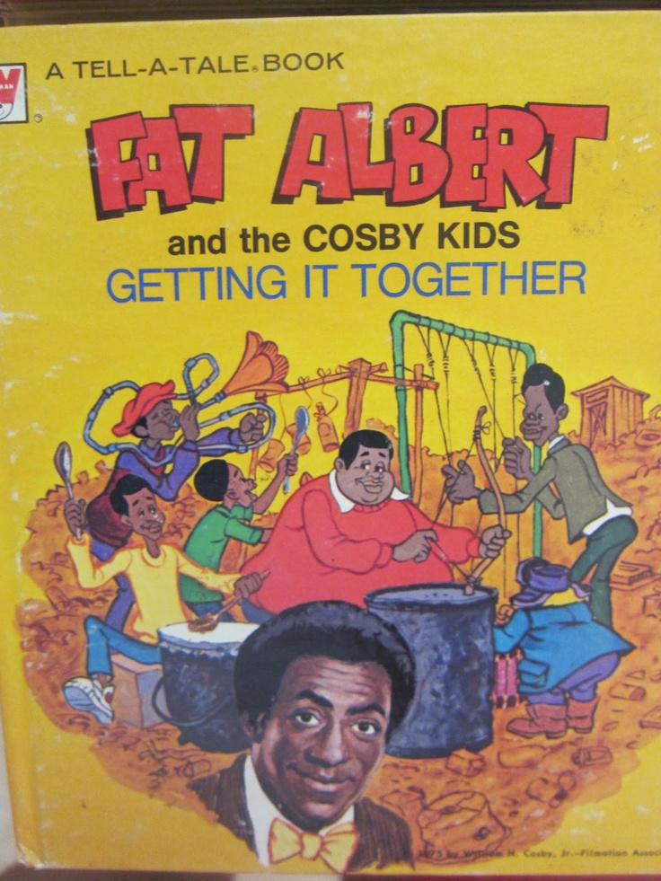Fat Albert Book 25
