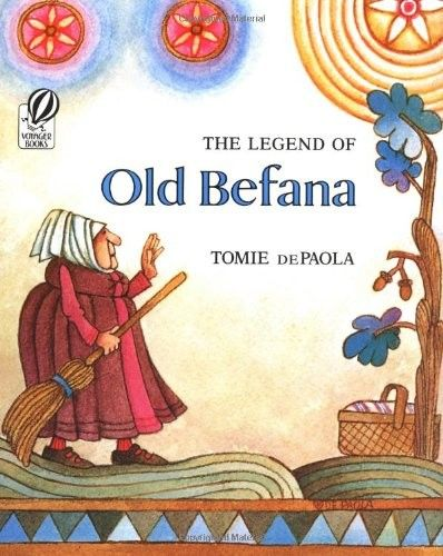 The Legend of Old Befana -- In Italy, Old Befana visits children while they…