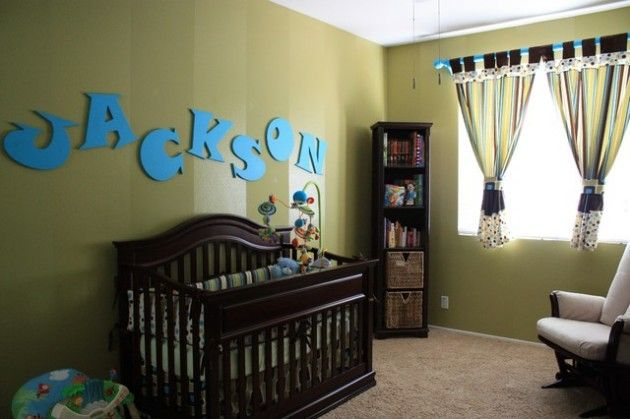 Baby Nursery Decorating Ideas | 28 Contemporary Baby Nursery Design Ideas | Daily source for ...