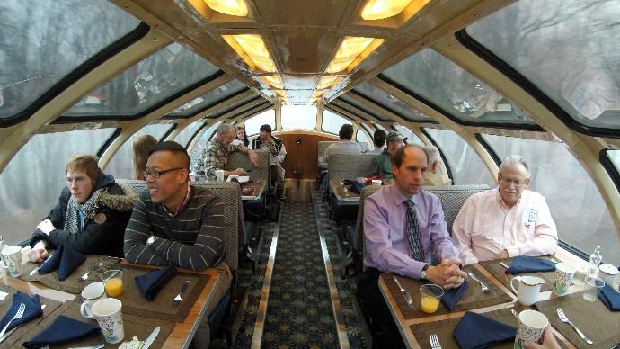 The return of Amtrak to western Virginia has opened the door to another passenger rail experience. Over the weekend and early Monday morning, the Virginia Museum of Transportation operated six private railcar excursions between Roanoke and Washington, DC.