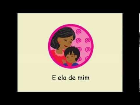 Canção para todas as mães - Música infantil para o dia das mães - YouTube