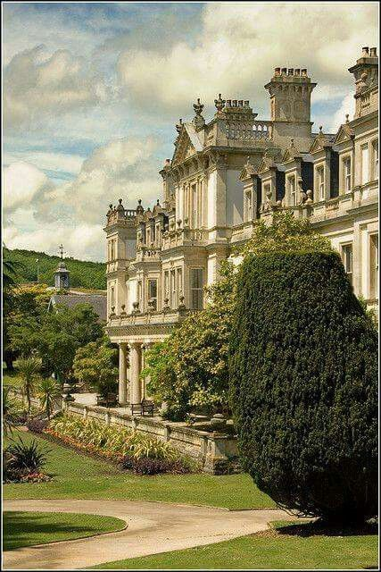 Dyffryn House and Gardens, Wales.