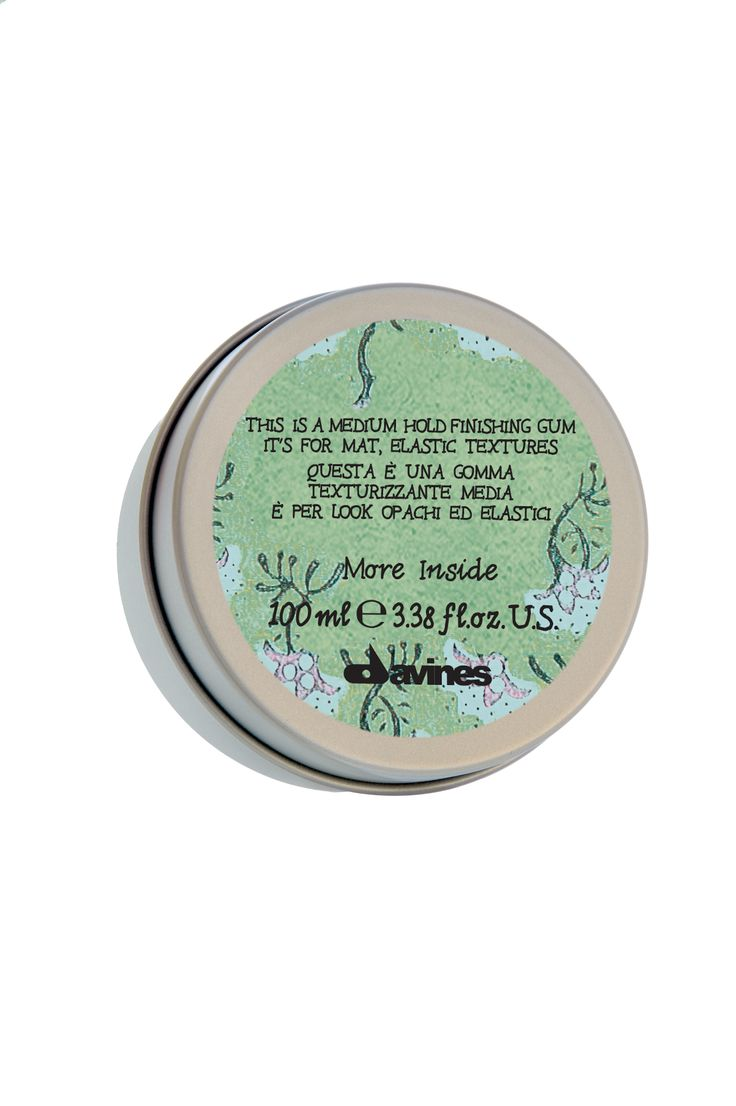 Medium Hold Finishing Gum 100 ml.