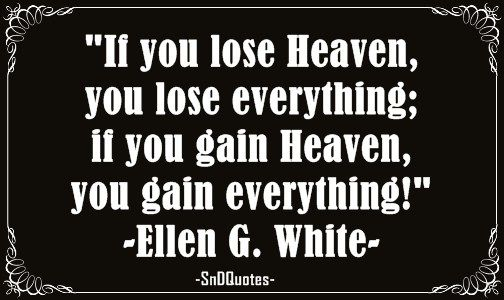 Top 100 Ellen G White Quotes That Are Changing Many Peoples Lives - Page 3