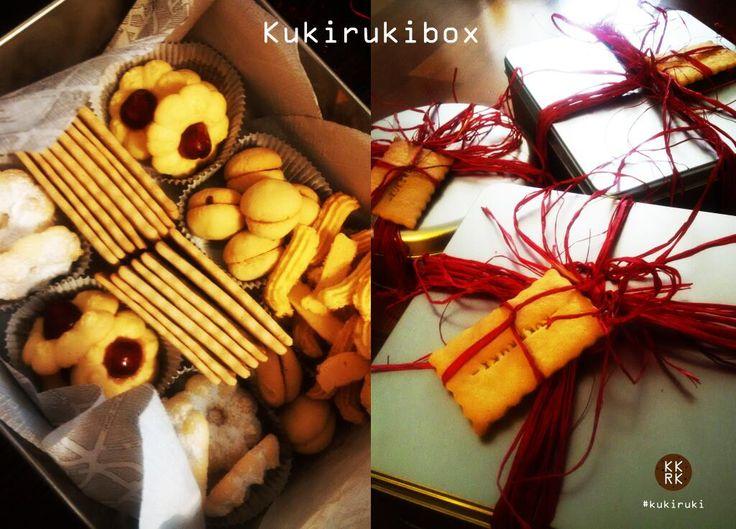 New!!!! #kukirukibox #bakeliketheresnotomorrow #kukiruki #bakelovenotwar #cookies #summer
