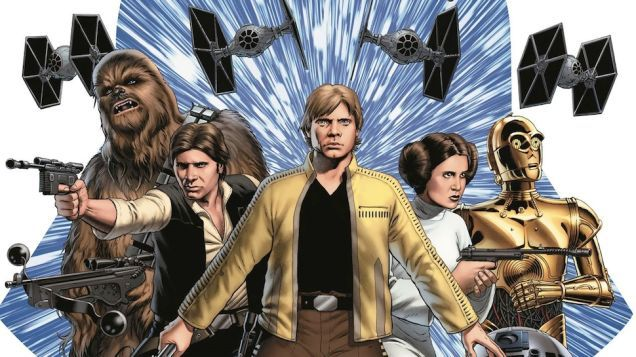 The New, In-Canon Star Wars Comic Just Did Something Completely Insane