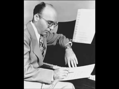 """Music Composer Kurt Weill Sings and plays """"Speak Low"""", his song from the 1943 Broadway show, """"One Touch of Venus"""" starring Mary Martin. Lyrics by Ogden Nash. The Wiki reports: """"The opening line """"Speak low when you speak, love"""" is a play of words on a line in William Shakespeare's Much Ado About Nothing (1600), in which Don Pedro says """"Speak low if you speak love."""""""