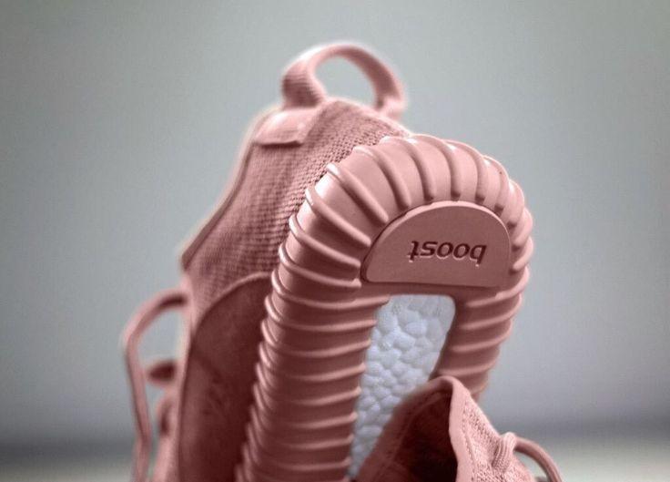 Adidas Yeezy 350 Pink