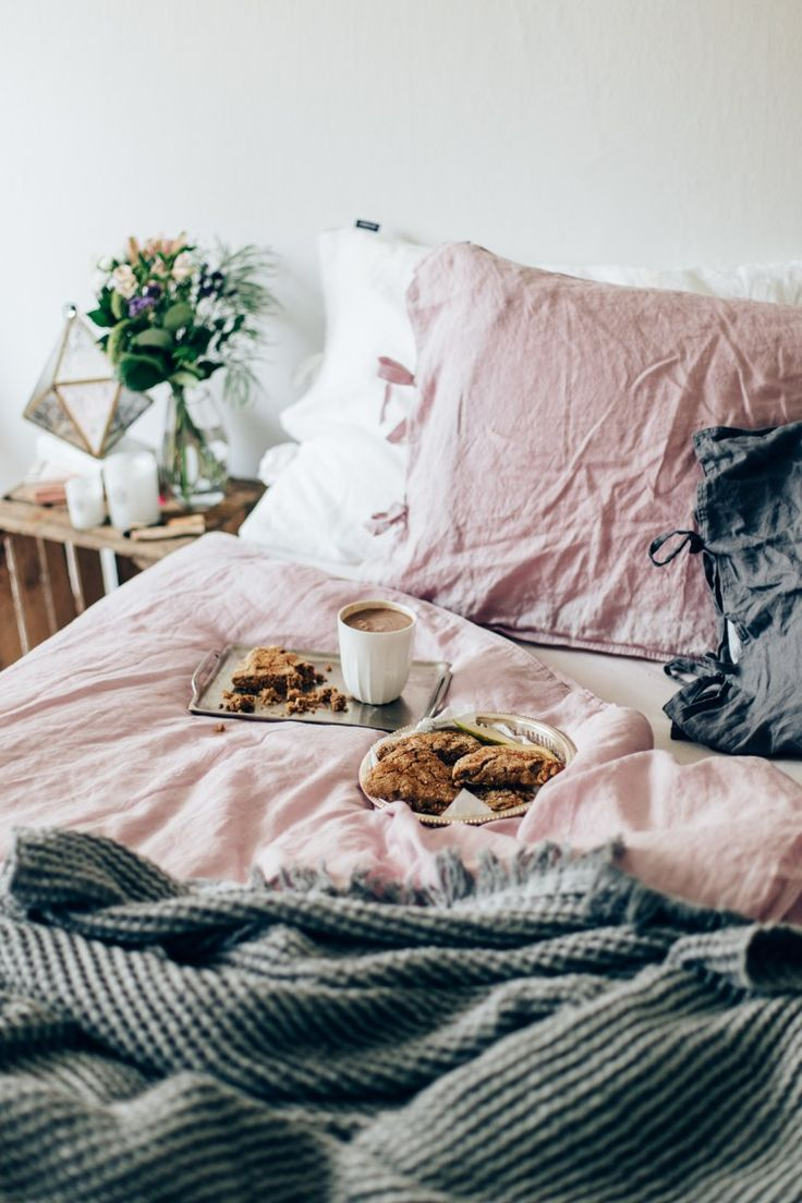 Sundays in Bed: Gluten-free Pear and Pecan Scones