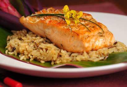 Recette Filets de saumon à la lime - Coup de Pouce