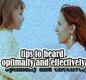 Tips to Heard Optimally and Effectively - exoftrovert.blogspot.com