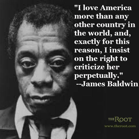 Image result for james baldwin quotes about racism