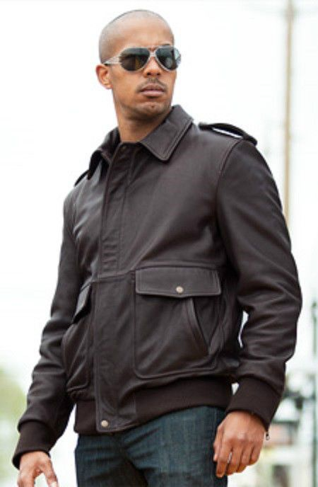 Best 25  Mens leather bomber jacket ideas on Pinterest | Hp share ...