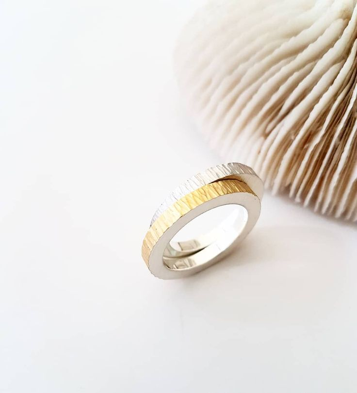 Ready for collection Ms T😉. Love the texture on these rings... . . . #jewellery #bijoux #schmuck #texture #design #handcrafted #faitmain #rings #bagues #handmade #contemporary #crafts #maker #slowfashion #jewellerydesign #etsy #etsyshop #minimalist #simplicity #brittabrandjewellery