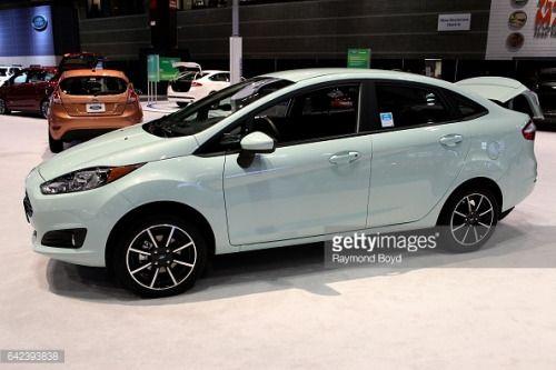 02 19 Chicago February 09 2017 Ford Fiesta Sedan Se Is On