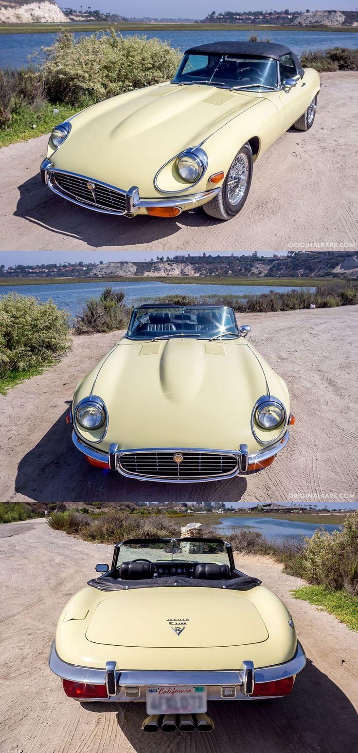 1972 jaguar e type siii v12 roadster