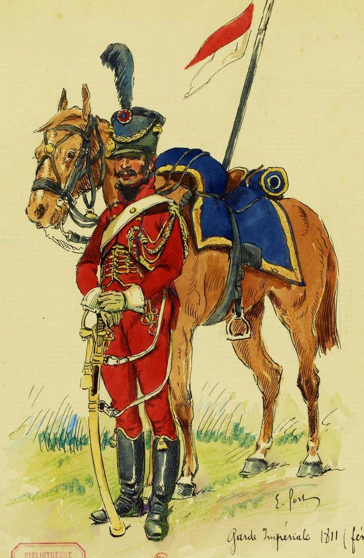 Lancier_rouge_de_la_Garde_impériale,_1810-1811.jpg (1146×1757)