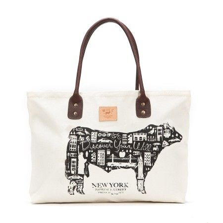 Will Leather Goods New York City Tote #nyc #newyork #WILLnyc #tote ...