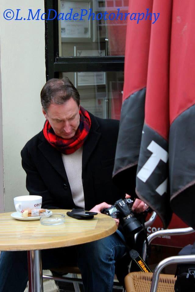 Coffee shop photography