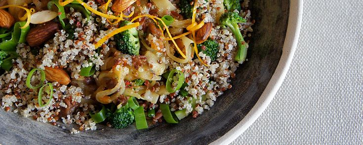 Be super, eat super. We'll show you how.Red Rice Quinoa Stir-Fry clean eating recipes and inspiration – Ceres Organics