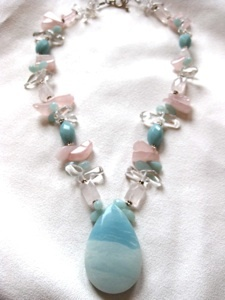 Megan Johnston Jewlery- made right here on Vancouver Island by a FANTASTIC, creative woman!