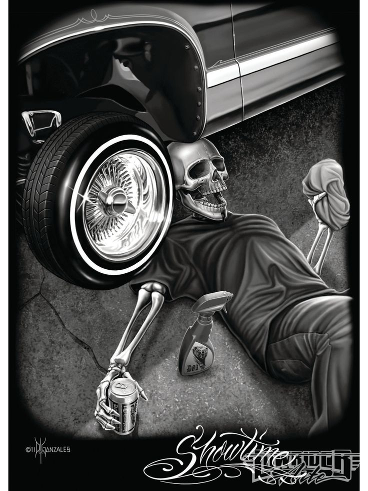 Check out our feature artist David Gonzales, the creator of Homies and a pioneer in the t-shirt and lowrider art genres. - Lowrider Arte Magazine