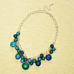 Avenue Beads and Baubles Necklace Womens Plus Size