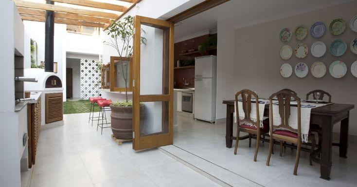 Varandas de casa - Casa e Decoração - UOL Mulher