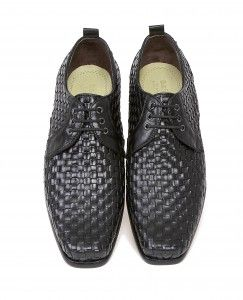 MEADEN LACE BLACK-4