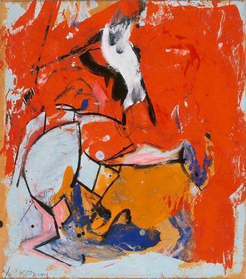 Spotlight Essay: Willem de Kooning