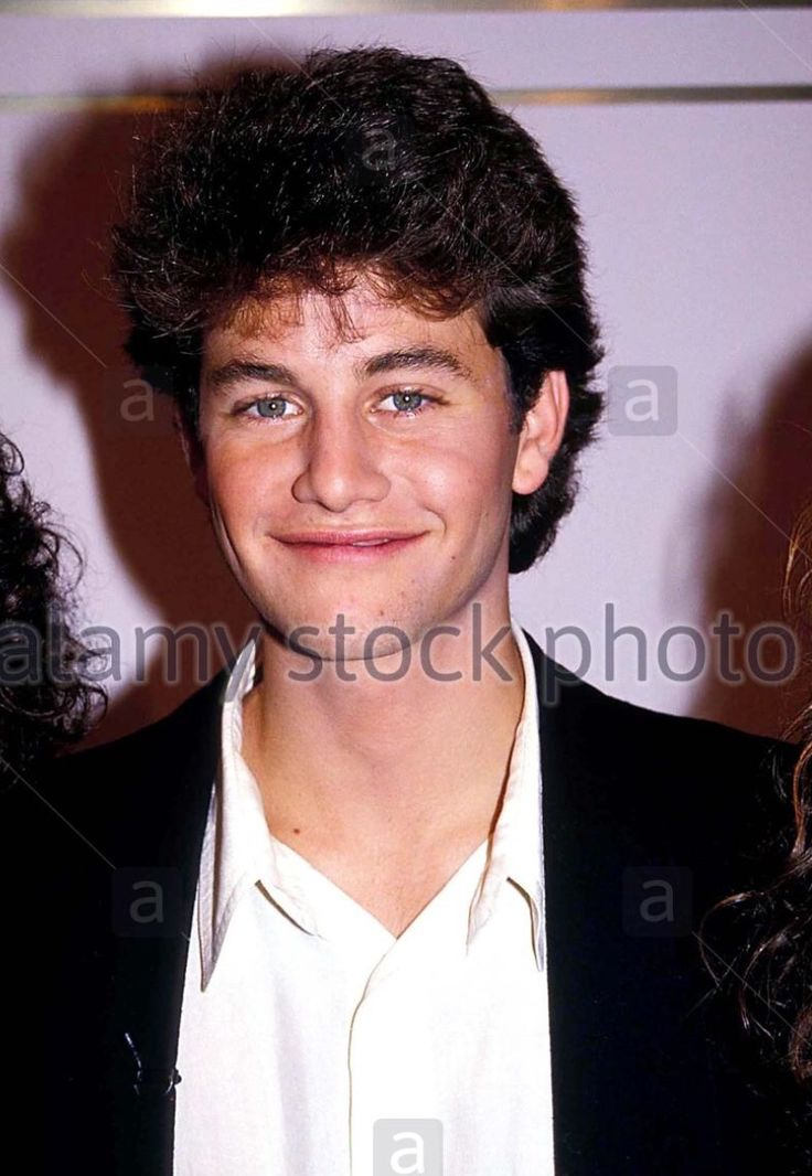 Kirk Cameron in 1990.