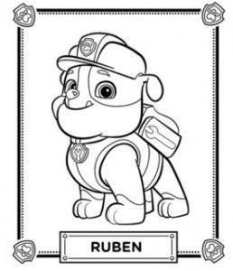 coloriage-pat-patrouille-ruben-258x300 dans coloriages héros