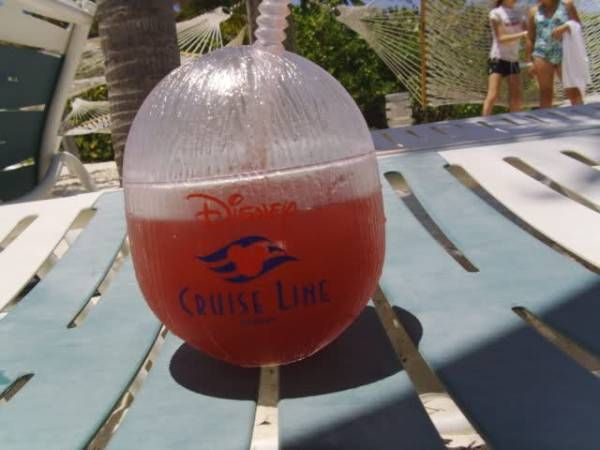 Stingray Recipe served at Castaway Cay in Disney Cruise Line at Disney Cruise Line