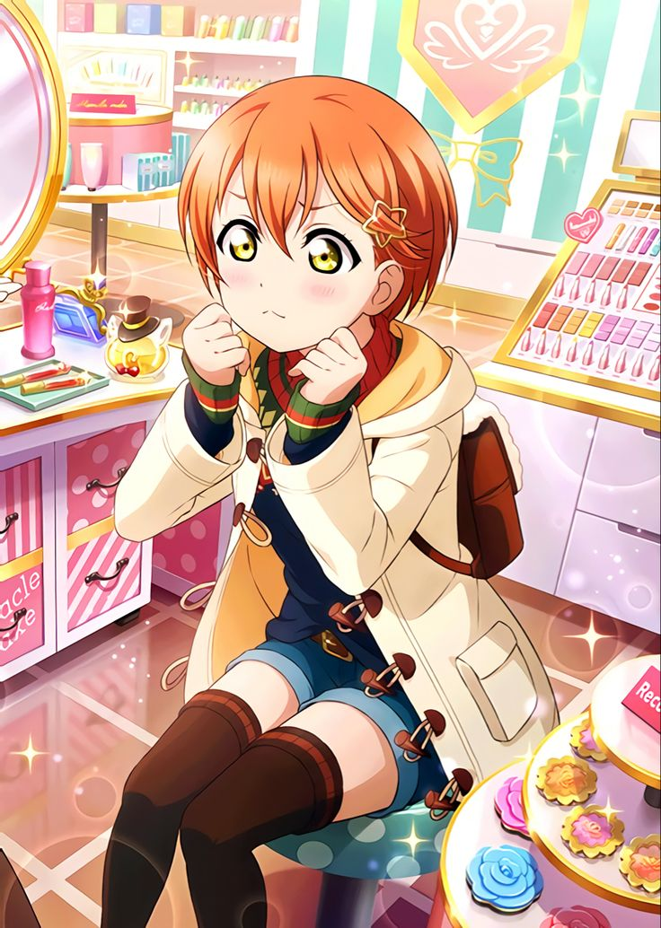Pin by Joanna on idol 2 in 2020 Rin, Anime stars, Cards