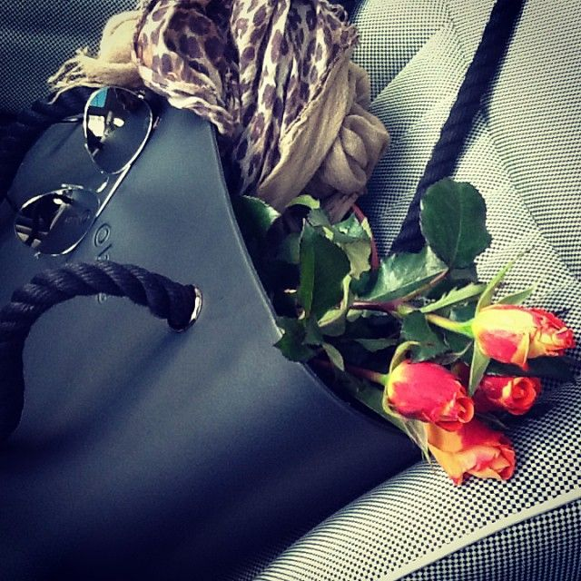 #Coco Collection # O bag # Flower #City #Fiat500