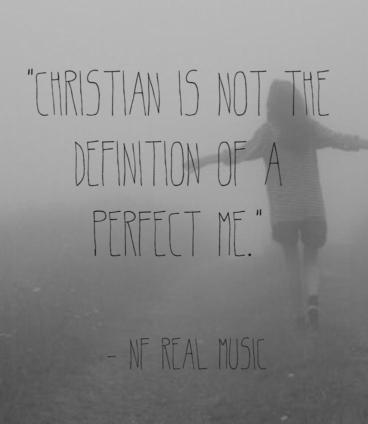 I'm nowhere near perfect but my God is, and His forgiveness and mercy never fail