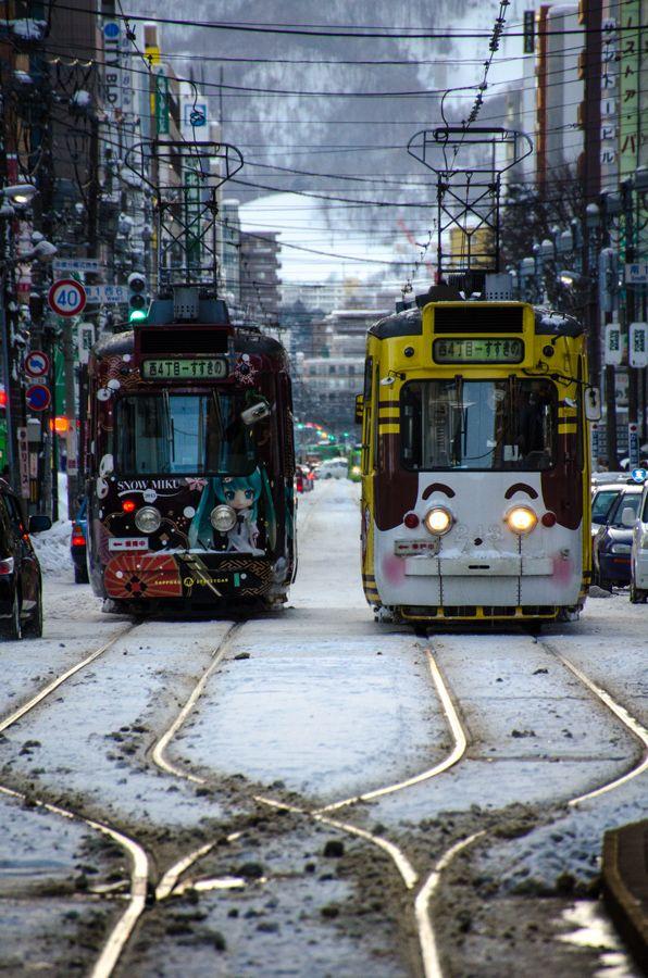 Sapporo, Hokaido, Japan