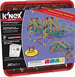 K'Nex Building Sets for the Young Engineer in Your Family K'Nex. Kids love 'em.