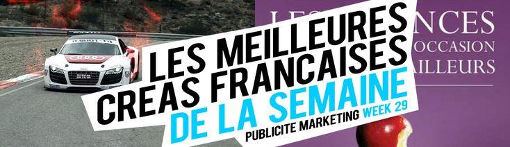 Publicité / Marketing : les 10 meilleures créations françaises de la semaine ! #Advertising #Marketing #IKEA #Meetic #Gshock #Quechua #Le Parisien #Audi #Equidia #BMW #L'Equipe #Gleeden http://www.llllitl.fr/2012/07/publicite-marketing-les-meilleures-creations-francaises-de-la-semaine-29/