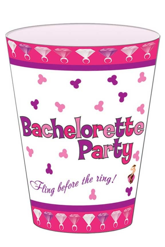 Bachelorette Party Cups At Mykarnation.com