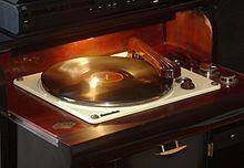 Schallplattenspieler – Wikipedia