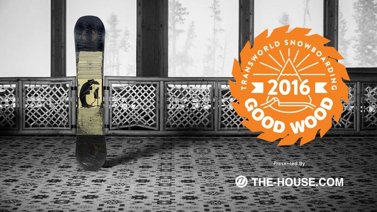 awesome Best Men's Park Snowboards : Salomon Villain : 2015-2016 Good Wood Board Test