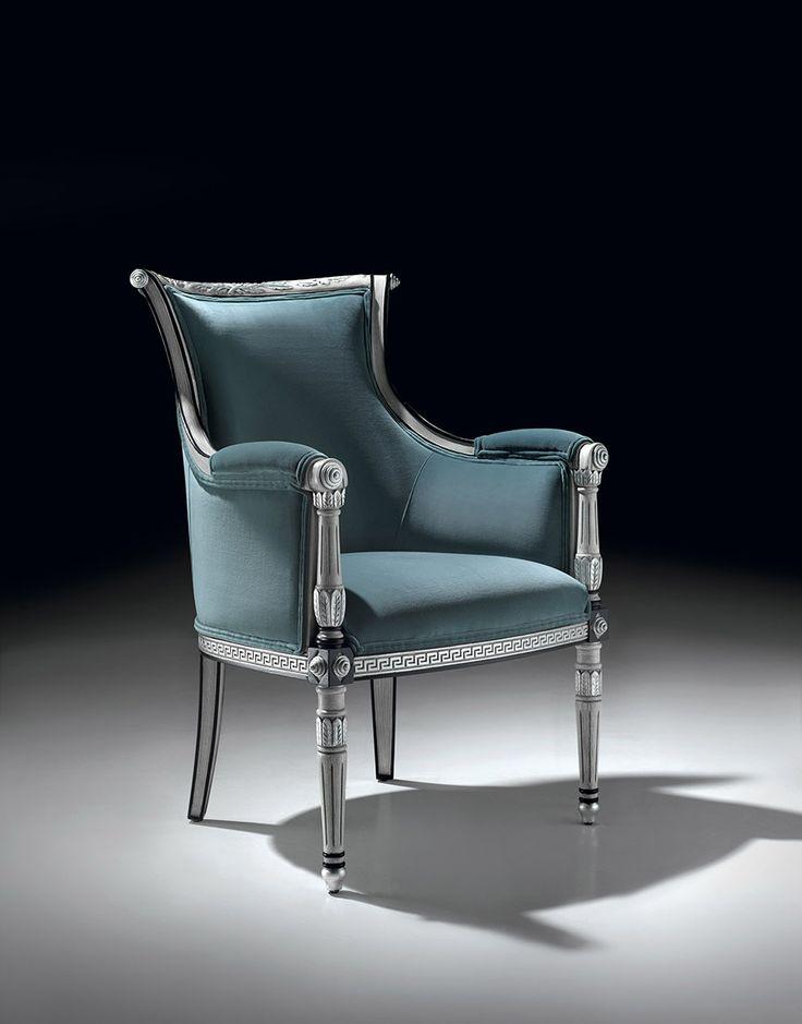 Velvet Chaise Longue