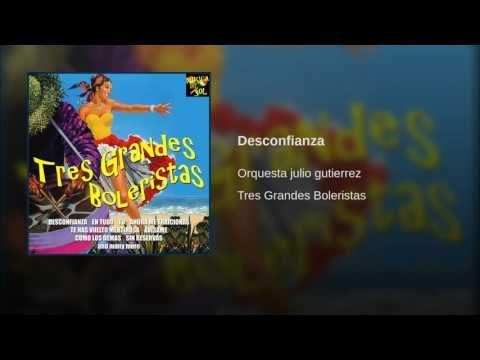 """Desconfianza""  - JULIO GUTIERREZ"